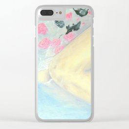 Dream Pools Clear iPhone Case