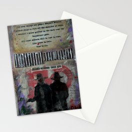 Tears in Rain Stationery Cards