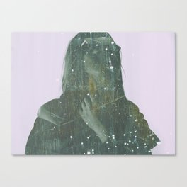 Suicide Witch II Canvas Print
