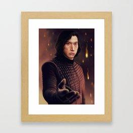 Please... Framed Art Print