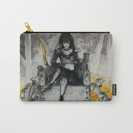 Queen of Thieves Carry-All Pouch