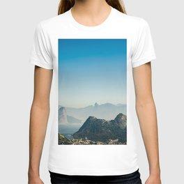 Panoramic Rio de Janeiro Brazil T-shirt