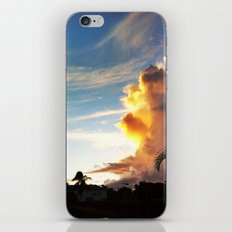 paradise Cloud iPhone & iPod Skin