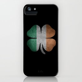 Ireland Shamrock iPhone Case