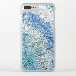 Crisp Clean Clear Clear iPhone Case
