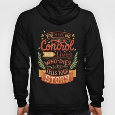 Who tells your story Hoody