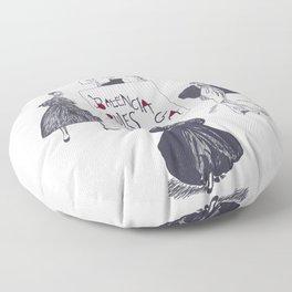 Balenciaga Rules OK! Floor Pillow
