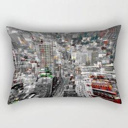 Tokyo 1 Rectangular Pillow