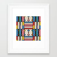 journey Framed Art Prints featuring journey by spinL