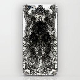 Pagoda Trance iPhone Skin