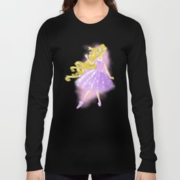 Golden Flower Long Sleeve T-shirt
