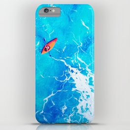 Kayak-Itti-Yak iPhone Case