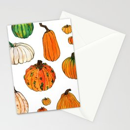It's the great... pumpkins! Stationery Cards