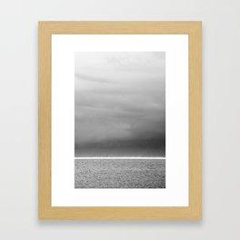 waddenzee Framed Art Print