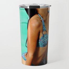 Sexy Pool Travel Mug