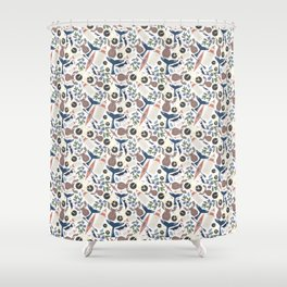 Acadia Pattern 1 Shower Curtain