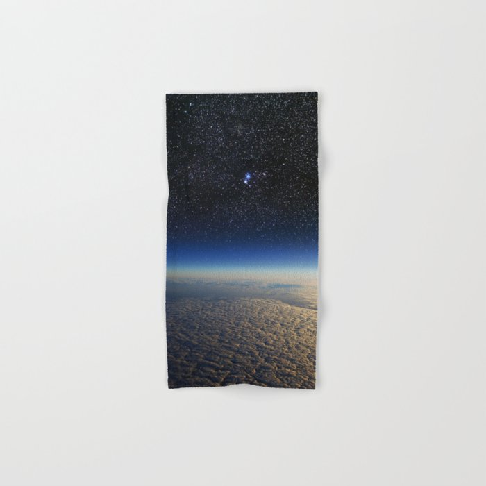 Earth from Space Hand & Bath Towel