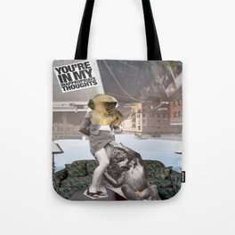 _THOUGHTS Tote Bag