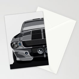 SHELBY MUSTANG GT500 Stationery Cards
