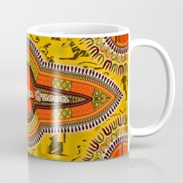 Last Foreign Queen Meets Africa Coffee Mug