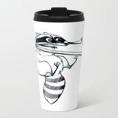 Coffee Thief Metal Travel Mug
