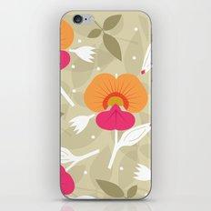 Coral Vine iPhone & iPod Skin