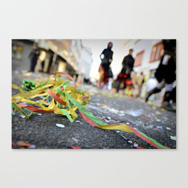 Karnival Canvas Print