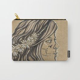 The ghost of bride Carry-All Pouch