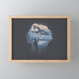 The Last of Us 2 Poster Series - Owens Aquarium Framed Mini Art Print