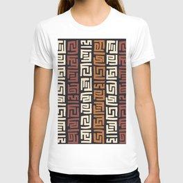 African Kuba Cloth T-shirt