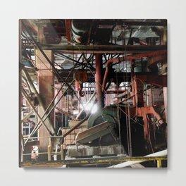 Abandoned XI Metal Print