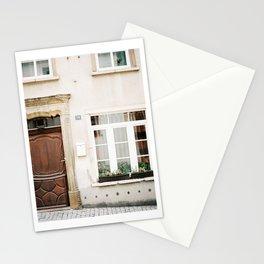 Facade I Stationery Cards