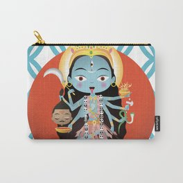 Kali Goddess Carry-All Pouch
