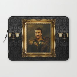 Tom Selleck - replaceface Laptop Sleeve