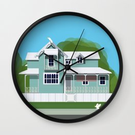 Meroogal Historic House Wall Clock