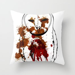 Owl Love You Now and Forever Throw Pillow