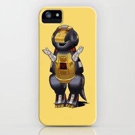 Barneybot iPhone Case