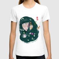 perfume T-shirts featuring Hair Perfume by Luna Kirsche