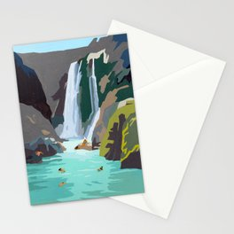 Little fall Stationery Cards