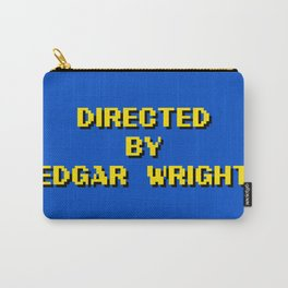 directed by Edgar Wright Carry-All Pouch