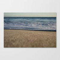 blanket Canvas Prints featuring BLANKET by jenna chalmers