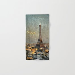 I love Paris Hand & Bath Towel