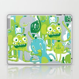 Done with Monster School! Laptop & iPad Skin