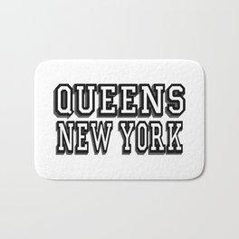 queens Bath Mat