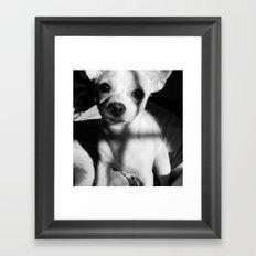 Lia Framed Art Print