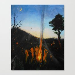 Summer Sabbath Canvas Print