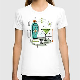 Atomic Martini ©studioxtine T-shirt