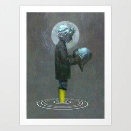 The Boy Art Print