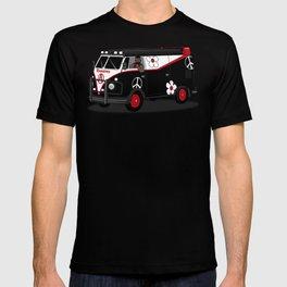 peace team T-shirt
