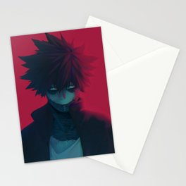 My Hero Academia Dabi Stationery Cards